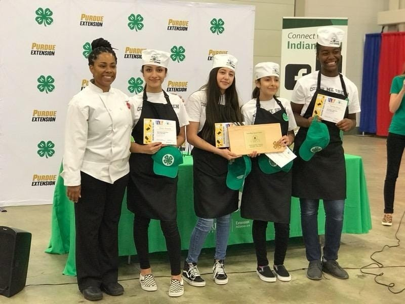 Chopped Competition winners